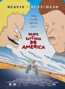 Бивис и Батхед уделывают Америку