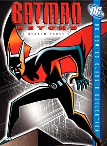 Бэтмен будущего 3 сезон