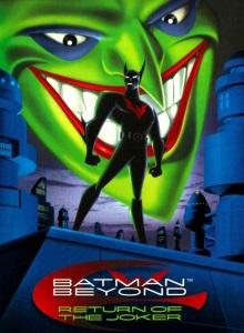 Бэтмен будущего: Возвращение Джокера обложка