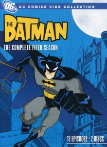 Бэтмен 2004 5 сезон (The Batman Season 5)