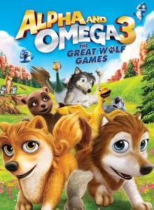 Альфа и Омега 3: Великие Волчьи Игры обложка