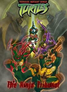 Черепашки ниндзя: Новые приключения 5 сезон 2006