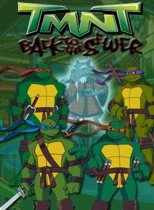 Черепашки ниндзя: Новые приключения 7 сезон 2008