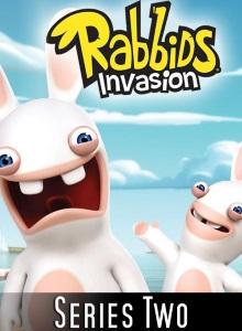 Бешеные Кролики: Вторжение 2 сезон