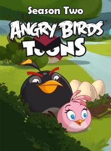 Злые птички 2 сезон
