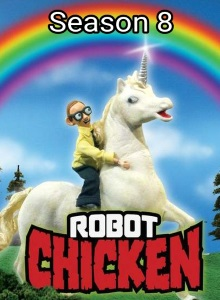 Робоцып 8 сезон