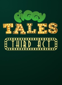 Истории свинок: Третий акт 3 сезон 2016