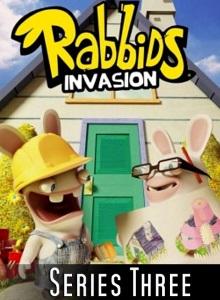 Бешеные Кролики: Вторжение 3 сезон