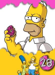 Симпсоны 28 сезон