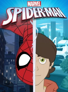 Человек паук 1 сезон