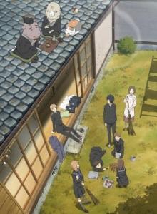 Тетрадь дружбы Нацумэ 4 сезон 2012