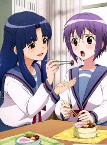 Исчезновение Юки Нагато OVA
