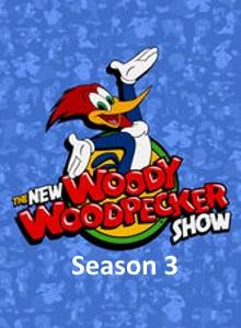 Новое шоу Вуди Вудпекера 3 сезон