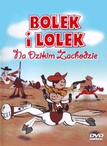 Болек и Лёлек на Диком Западе 1971