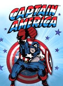 Капитан Америка 1 сезон