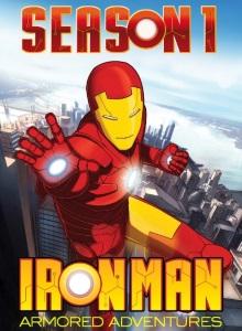 Железный человек: Приключения в броне 1 сезон 2009