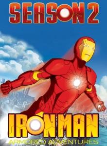 Железный человек: Приключения в броне 2 сезон 2011