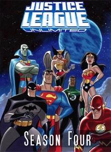 Лига Справедливости: Без границ 4 сезон 2005