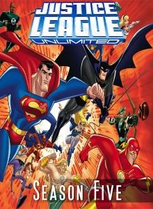 Лига Справедливости: Без границ 5 сезон 2005