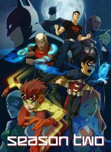 Юная Лига Справедливости: Вторжение 2 сезон 2012