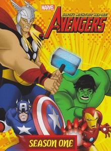 Мстители: Величайшие герои Земли 1 сезон