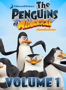 Пингвины из Мадагаскара 1 сезон