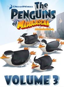 Пингвины из Мадагаскара 3 сезон