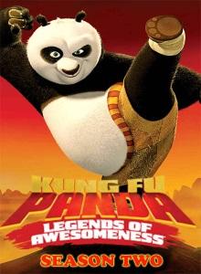 Кунг-фу панда: Удивительные легенды 2 сезон