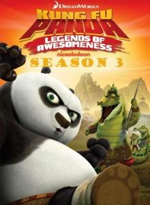 Кунг-фу панда: Удивительные легенды 3 сезон