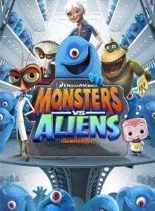 Монстры против пришельцев 1 сезон