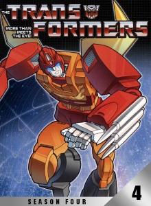 Трансформеры: Первое поколение 4 сезон