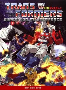 Трансформеры: Воины великой силы 1 сезон