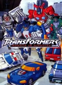Трансформеры: Автороботы 1 сезон