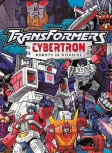 Трансформеры: Кибертрон 1 сезон