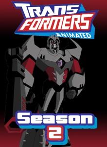 Трансформеры 2 сезон