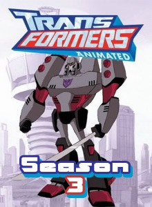 Трансформеры 3 сезон