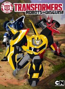 Трансформеры: Роботы под прикрытием 3 сезон