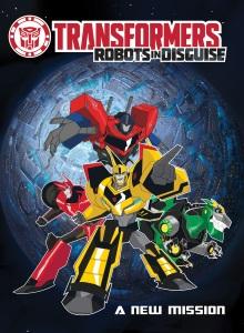 Трансформеры: Роботы под прикрытием 4 сезон