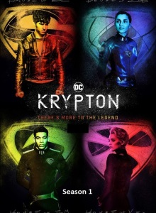 Криптон 1 сезон