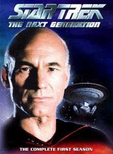 Звёздный путь: Следующее поколение 1 сезон