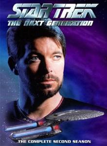 Звёздный путь: Следующее поколение 2 сезон