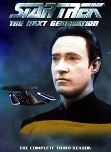 Звёздный путь: Следующее поколение 3 сезон