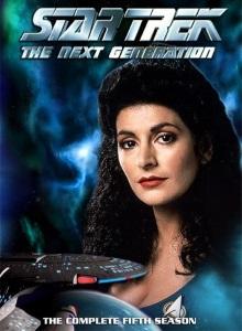 Звёздный путь: Следующее поколение 5 сезон