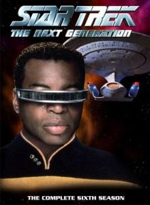 Звёздный путь: Следующее поколение 6 сезон