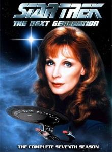 Звёздный путь: Следующее поколение 7 сезон