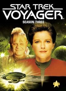 Звёздный путь: Вояджер 3 сезон