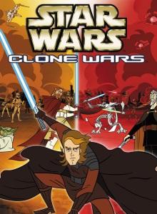 Звёздные войны:  Клонические войны 1-3 сезон