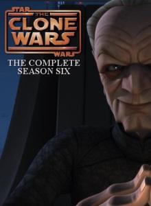 Звёздные войны: Войны клонов 6 сезон
