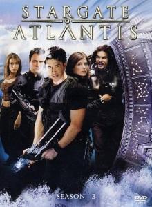 Звёздные врата: Атлантида 3 сезон