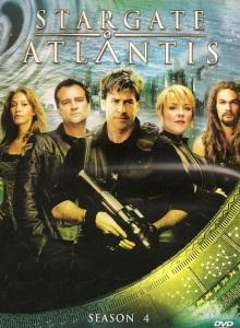 Звёздные врата: Атлантида 4 сезон